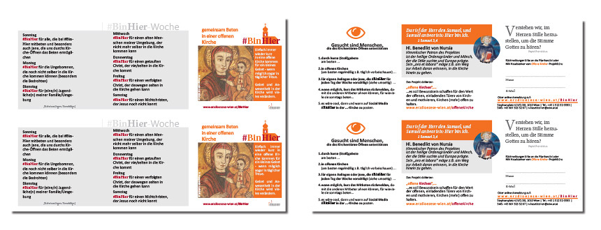 #BinHier - Flyer-Download